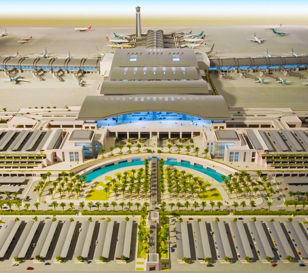Muscat and Salalah International Airport