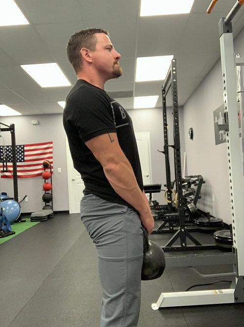 Butt/leg focus