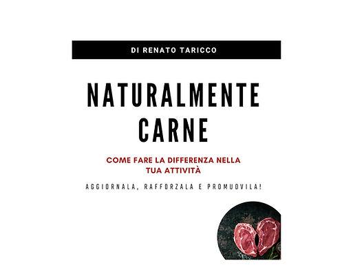Ebook: NATURALMENTE CARNE