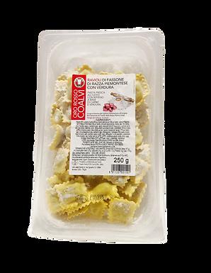 Ravioli di Fassone con verdura 250 g