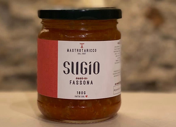 Ragù classico di Fassona   180 gr