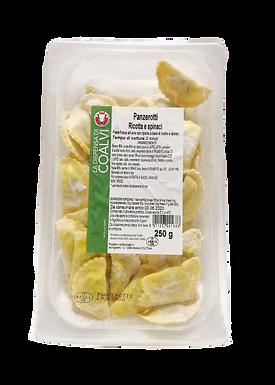 Panzerotti Ricotta e spinaci 250 g
