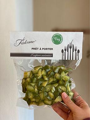 Zucchini precotti - 300 gr