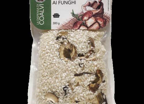 Risotto ai funghi 300g