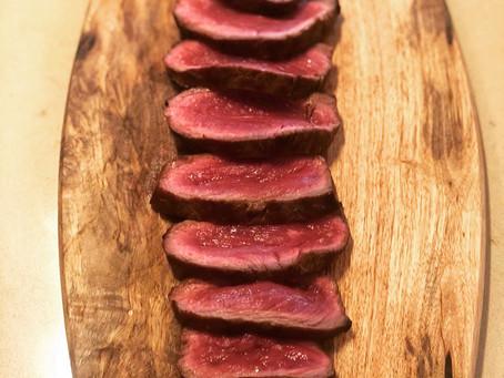 la bistecca perfetta: salatura e cottura