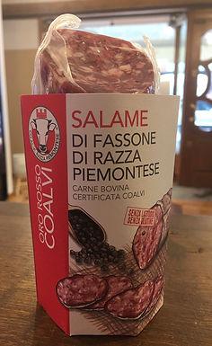 Salame di Fassona Piemontese   250g