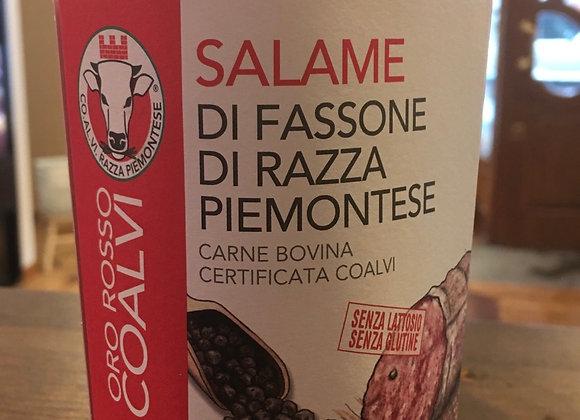 Salame di Fassona Piemontese | 250g