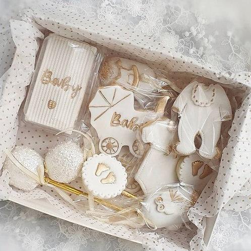 Neutral Baby Treat Box