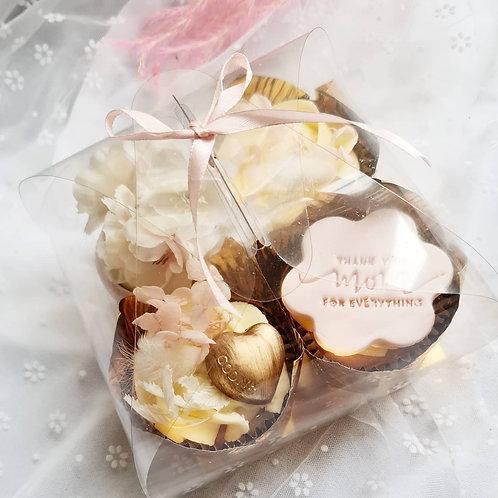 Mum Cup cake gift box