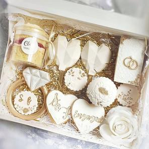 Engagement treat box