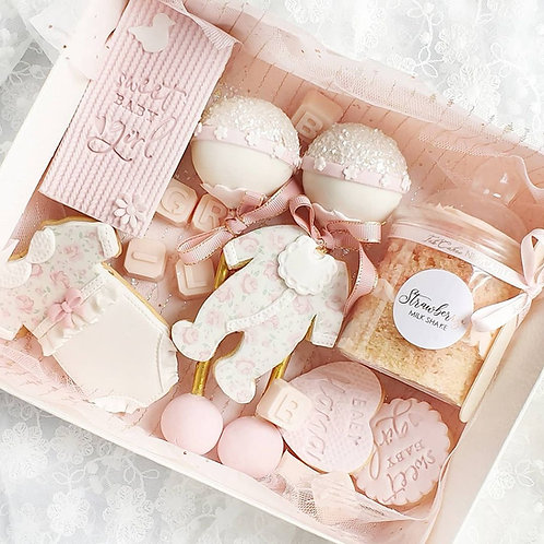 Baby Girl Sweet Treat box