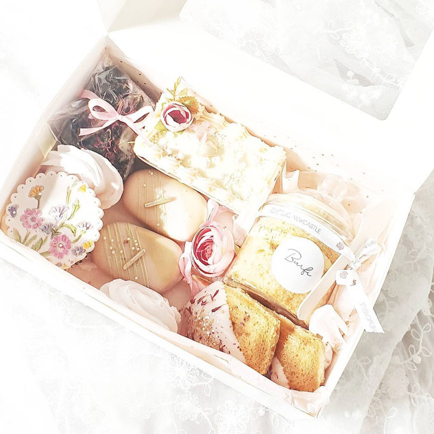 Gifted treat box