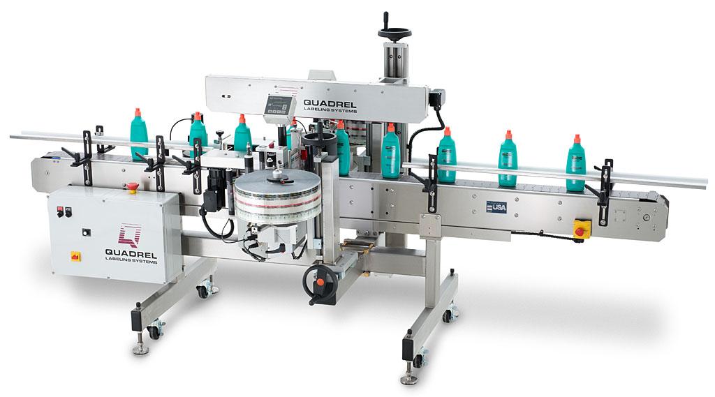 PPU Label Machine
