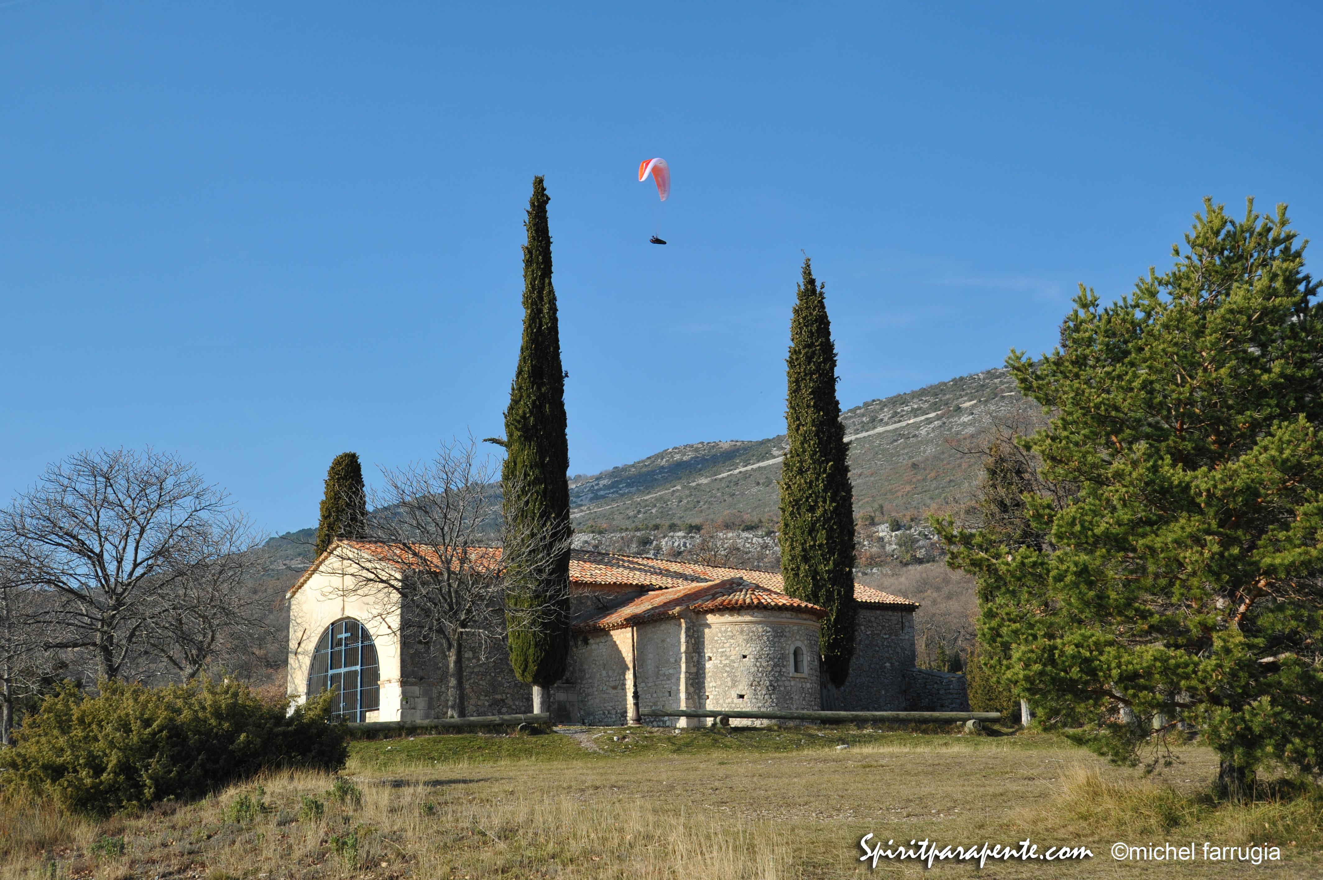 La chapelle Sainte-Luce
