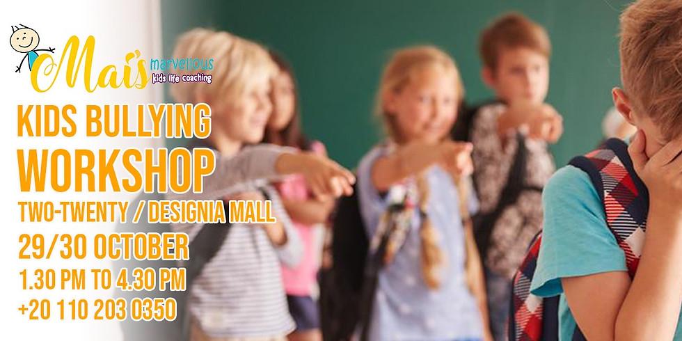 Kids Bullying Workshop