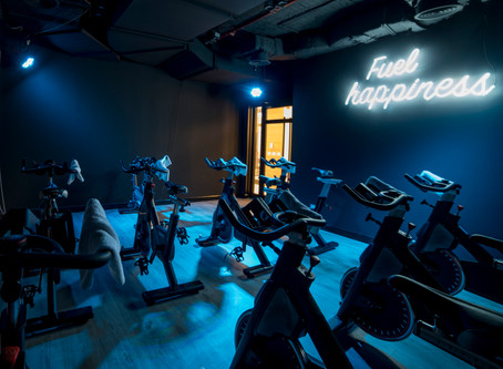 The Two-Twenty, Alexandria's First Fitness Boutique