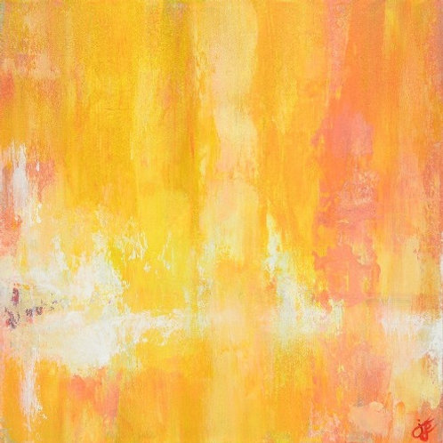 Fervor | Abstract Painting For Sale By Julie Gudger