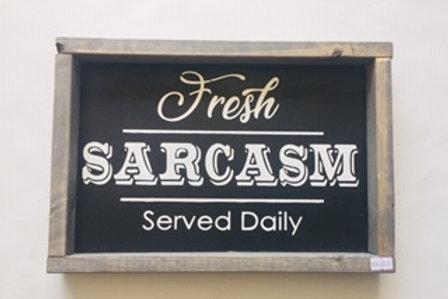 Sarcasm Sign