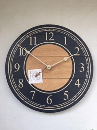 Farmhouse Style Clock - Small