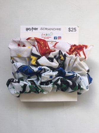 Harry Potter Scrunchie Set