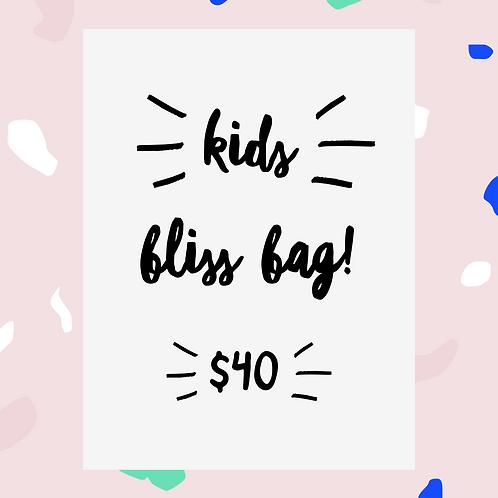 Kids Bliss Bag