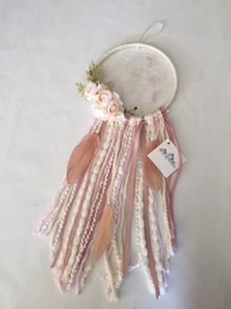 Floral Dream Catcher