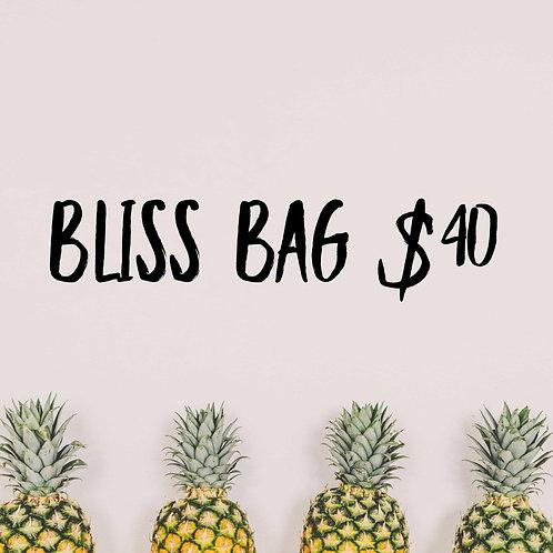 $40 Bliss Bag