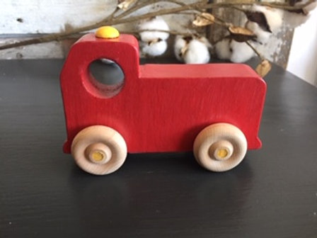 Wooden Vehicle