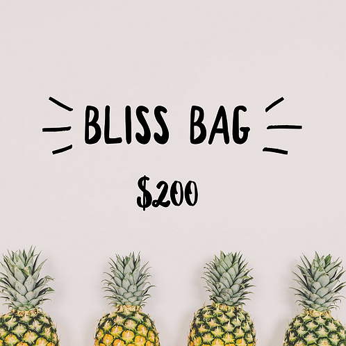 $200 Bliss Bag