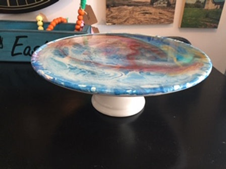 Resin Cake Stand