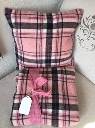 Pillow & Blanket Set