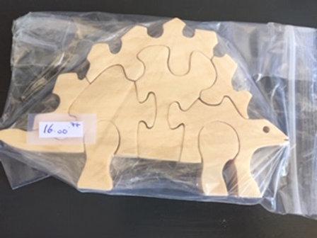 Stegasaurus Puzzle