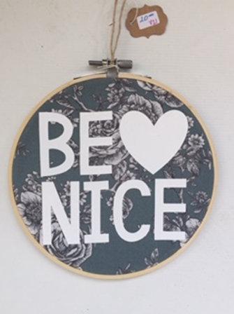 """6"""" Be Nice"""