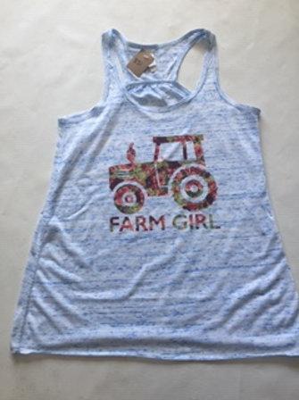 Farm Girl Tank Small