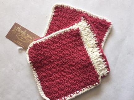 Dish cloth set of 3