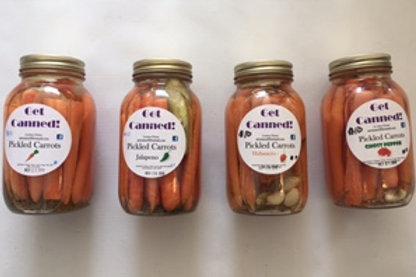 Pickled Carrot 1L