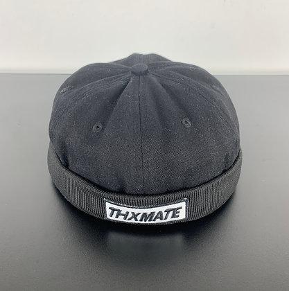 "THXMATE ""Docker Cap"" Schwarz"