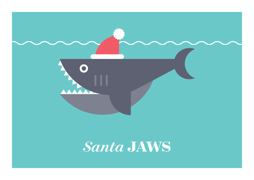 12 Days of Puns - Jaws