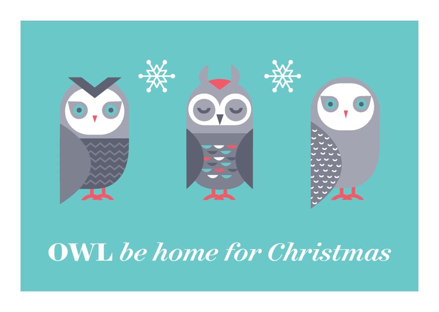 12 Days of Puns - Owl
