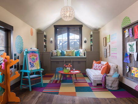 Designing Kid's Play Spaces