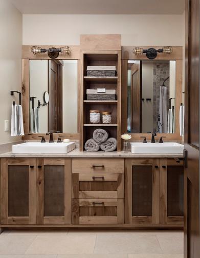 Mountain Bathroom