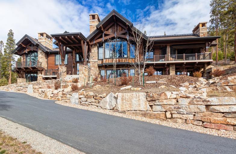 Breckenridge Custom Home