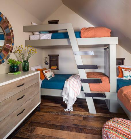Colorful Bunk Room - Breckenridge, CO