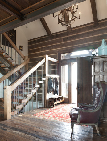 Farmhouse Foyer, Castle Rock, CO