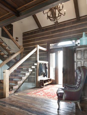 Farmhouse Foyer, Castle Rock, CO