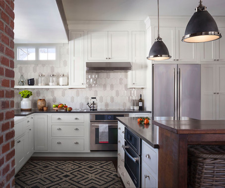 Louisville Historic Kitchen with Modern Touches