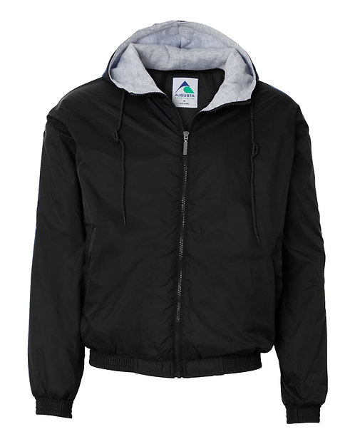 Augusta Hooded Fleece Lined Jacket