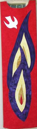 Pentecost Scapular