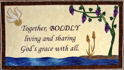 Mission Statement Banner-St. Peter's