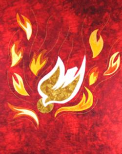 Pentecost-Altar